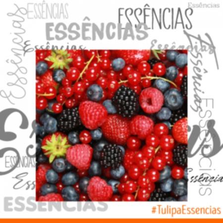 ESSÊNCIA FRUTAS VERMELHAS LIPOSSOLUVEL 100 ML 10325