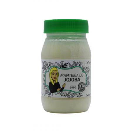 MANTEIGA DE JOJOBA 200G